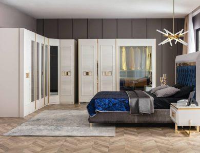 En Trend Giyinme Odası Modelleri 2021