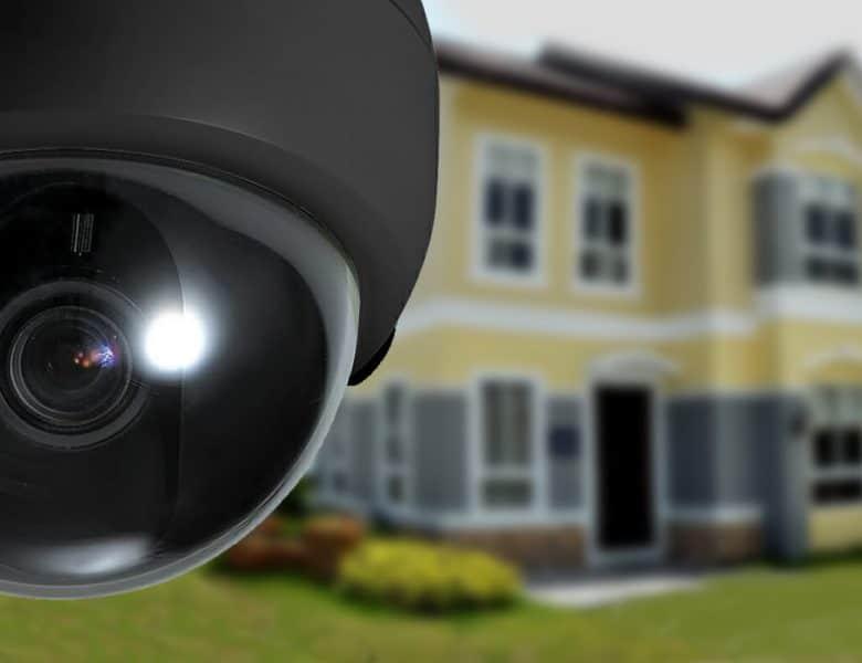 Güvenlik ve Sağlık İçin Güvenlik Kamerası