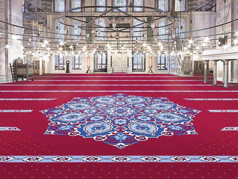 Özel Tasarım Cami Halısı